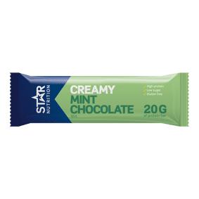 Star Nutrition Proteinbar 55 g 55g Mintchocolate