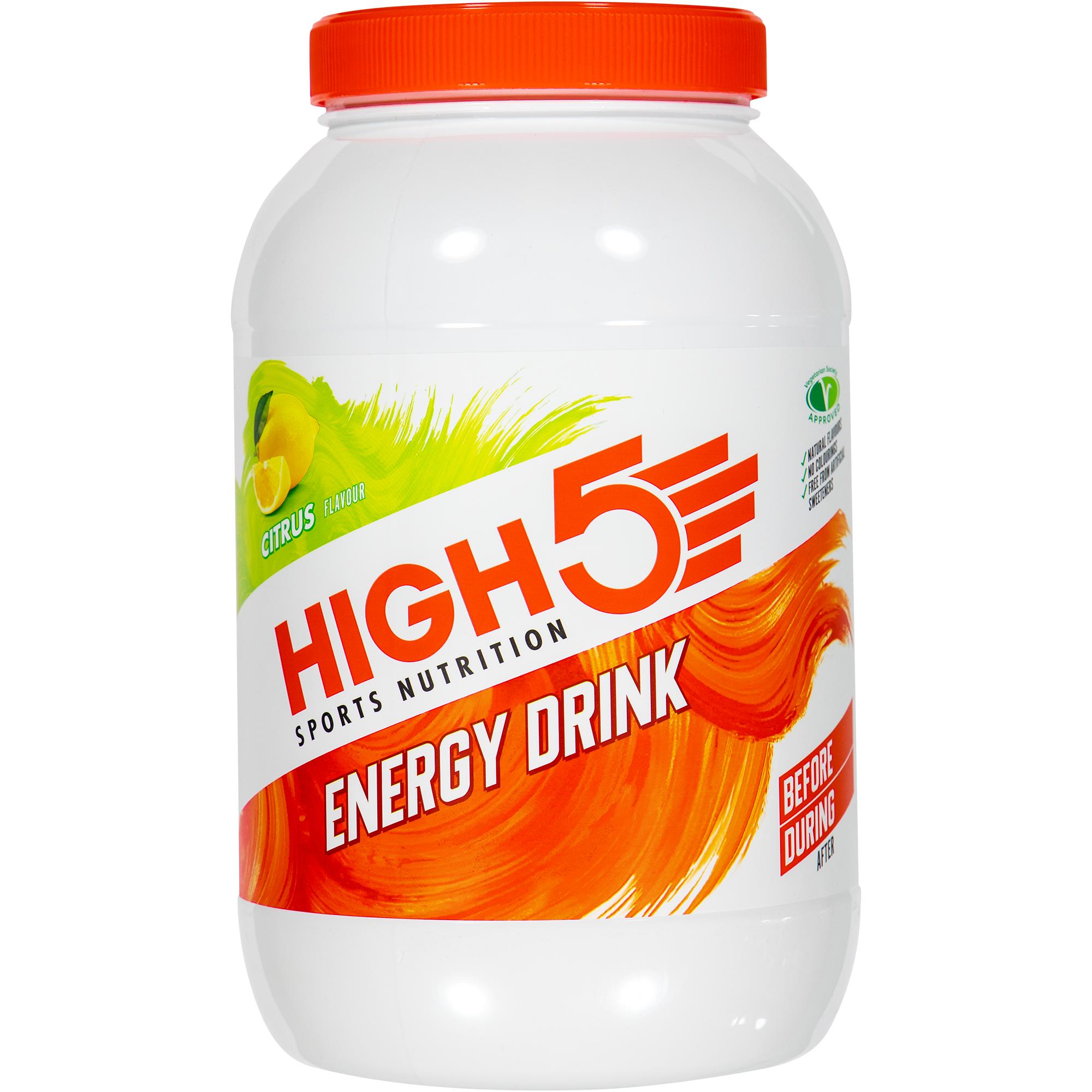 High5 Energy Drink, sportsdrikk