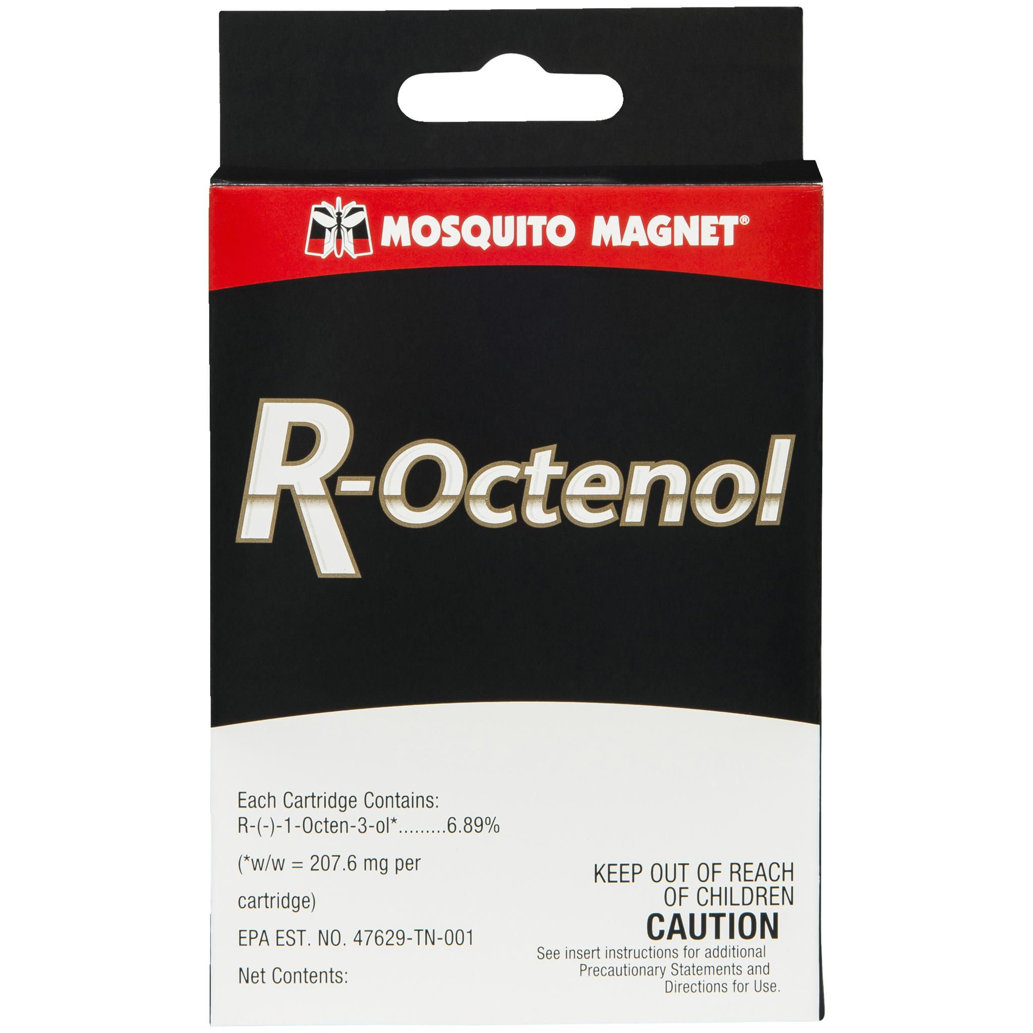 Mosquito Magnet R-Octenol luktstoff 3-pk No Color