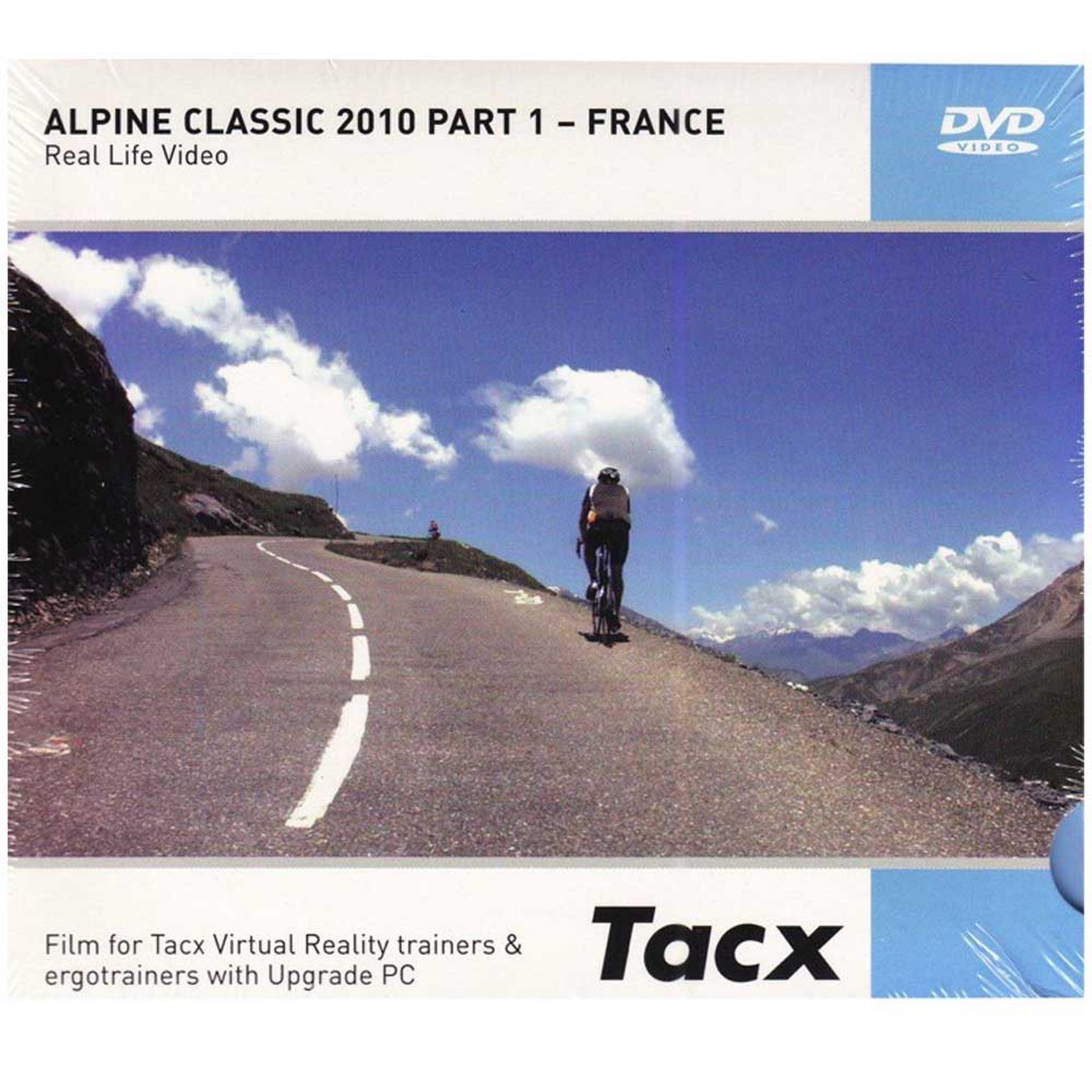 Tacx DVD Alpine Classics Part One