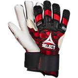Select GK gloves 88 Pro Grip v21, keeperhanske senior 10 BLACK/RED