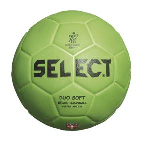 Select HB Duo Soft Beach, håndball