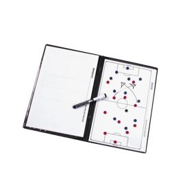Select Taktikk mappe A4 alle spil one size hvit