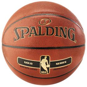 Spalding NBA Gold Series, basketball 6 NO COLOUR