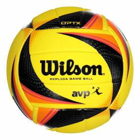 Wilson Optx Avp Vb Replica, volleyball STD Yellow