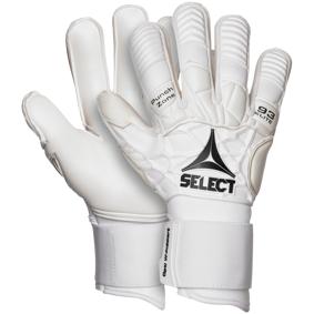 Select GK gloves 93 Elite v21, keeperhanske senior 7 White