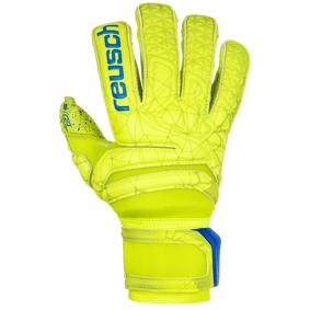Reusch Fit Control G3 Fusion, målvaktshansker senior 9 Lime/Blue/Lime