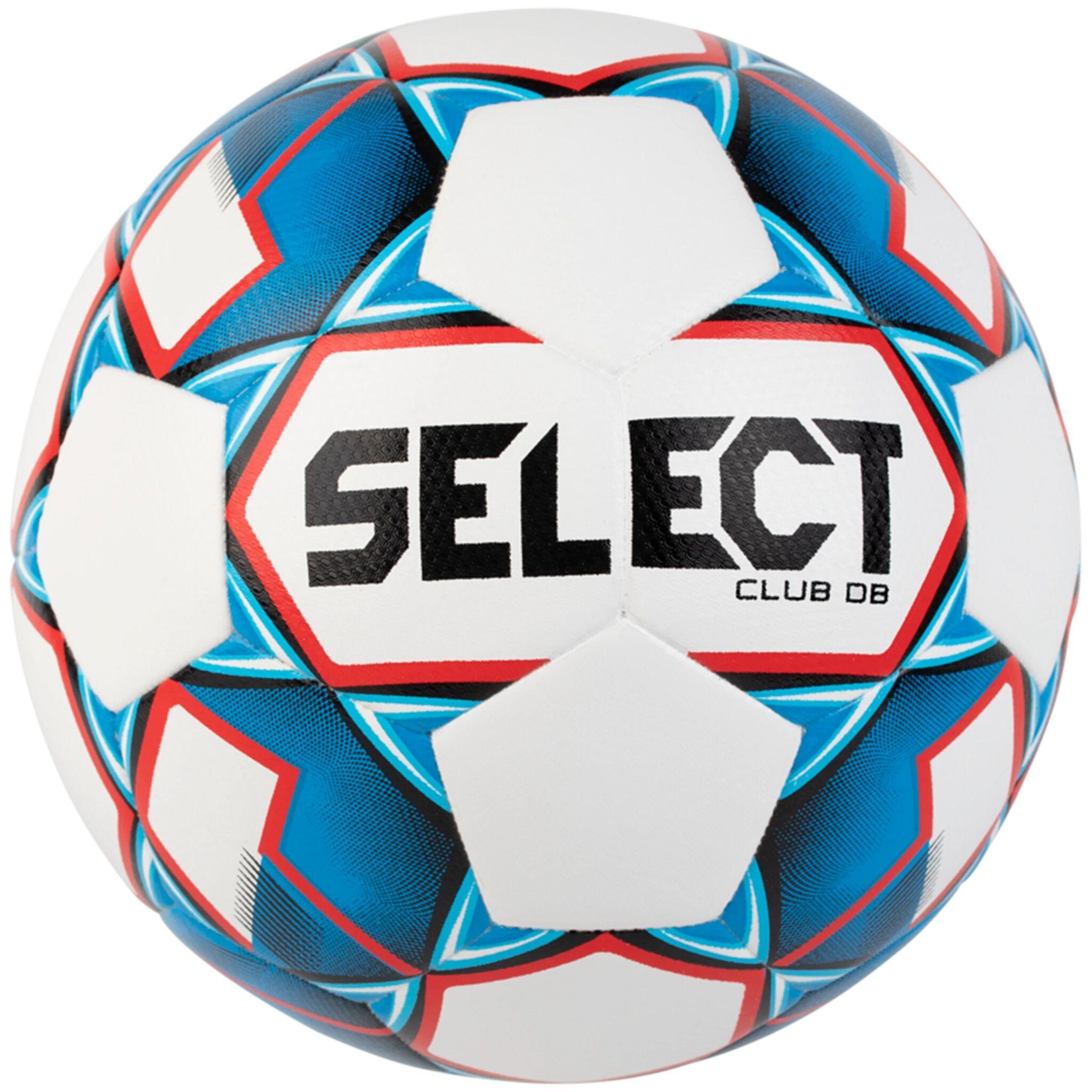 Select FB Club DB v21, fotball 3 WHITE/BLUE