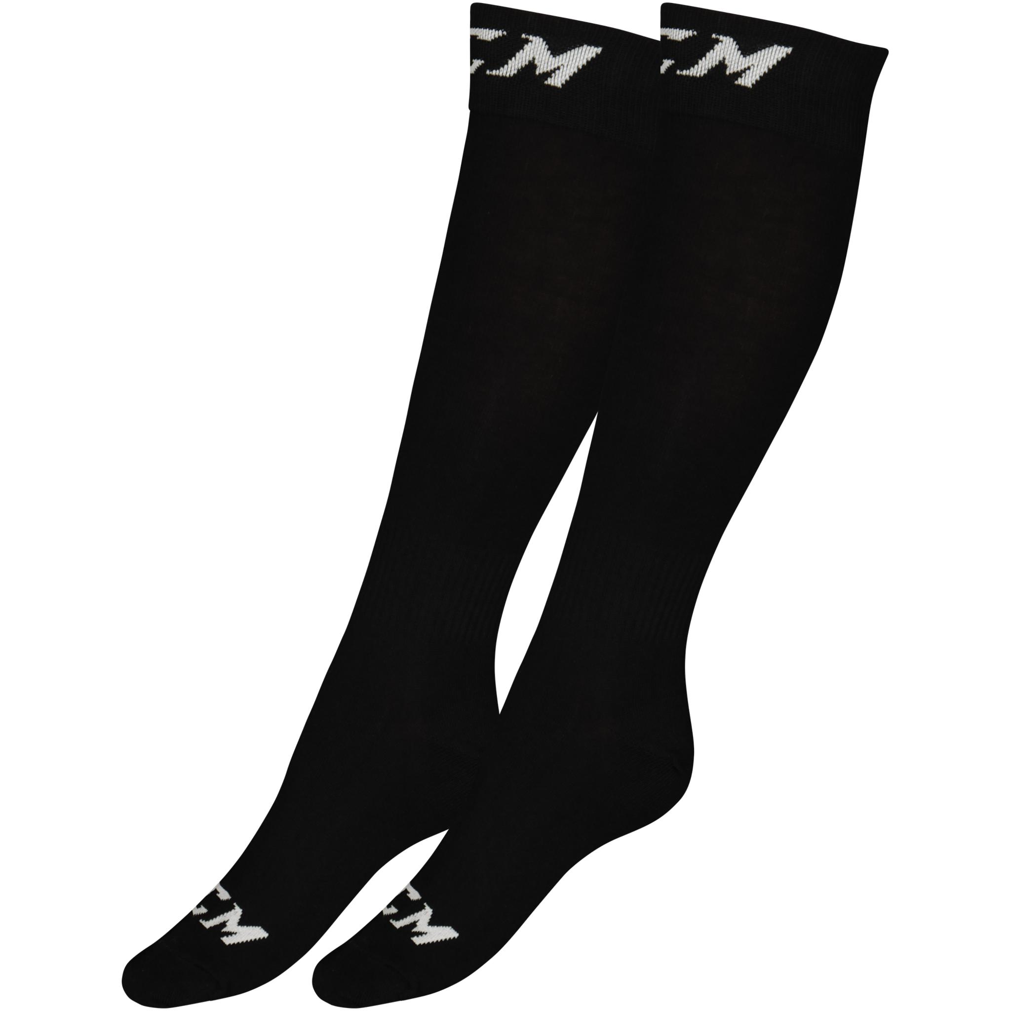 CCM Basic Sock 2-pack SR 36/37 BLACK