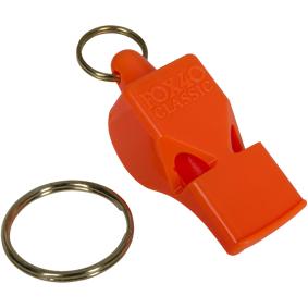 Fox Safety Whistle, sikkerhetsfløyte STD Orange