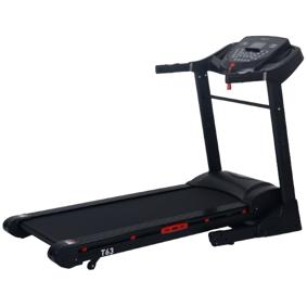 Titan Treadmill T63, tredemølle One Size BLACK