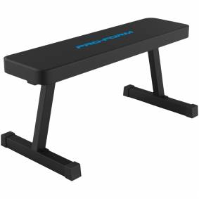 Pro-Form ProForm Sport Flat Bench XT, treningsbenk Onesize Black/Blue