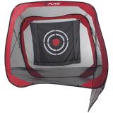 Pure2Improve Golf Practice Net Square Shaped STD RED/BLACK