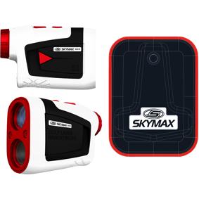 Skymax Sx5 Range Finder, avstandsmåler golf One Size White/Red