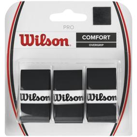 Wilson Pro Overgrip BLACK STD BLACK