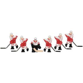 Stiga Detroit Red Wings, figurer til bordhockey STD STD