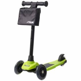 Stiga MiniKick Supreme, sparkesykkel barn STD Green