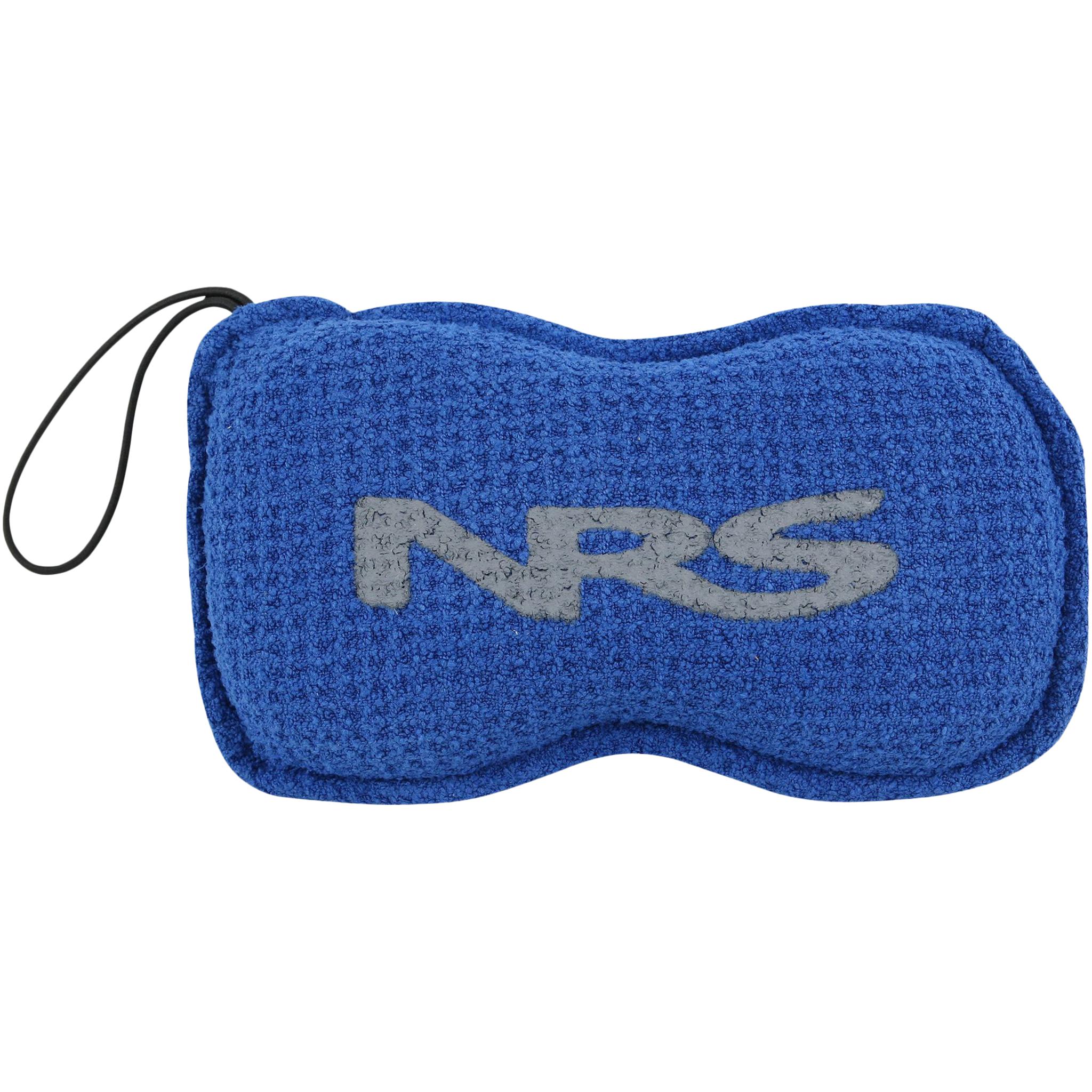 NRS Deluxe Boat Sponge, svamp STD blue