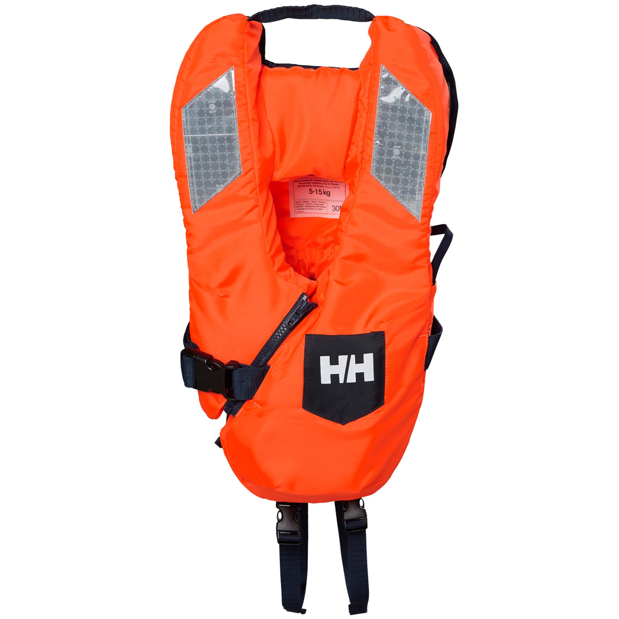 Helly Hansen Baby Safe+, redningsvest 5/15 210 FLUOR ORANGE