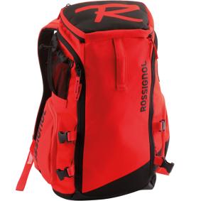 Rossignol Racing Hero Boot pack, alpinsekk/støvelbag unisex STD RED