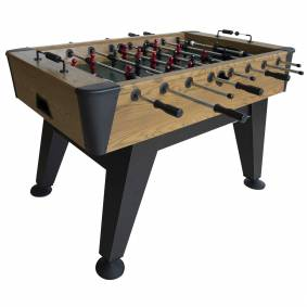 MD Sport Soccer Table Deluxe STD Wood