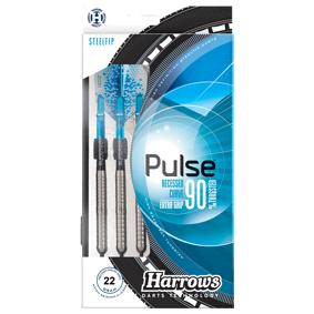Harrows Pulse, dartpiler 22g Tungsten