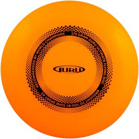 GURU SPORT Frisbee 175 gram STD Orange