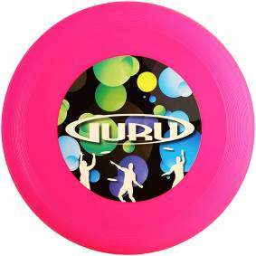 GURU SPORT Flying Disc, frisbee STD Pink