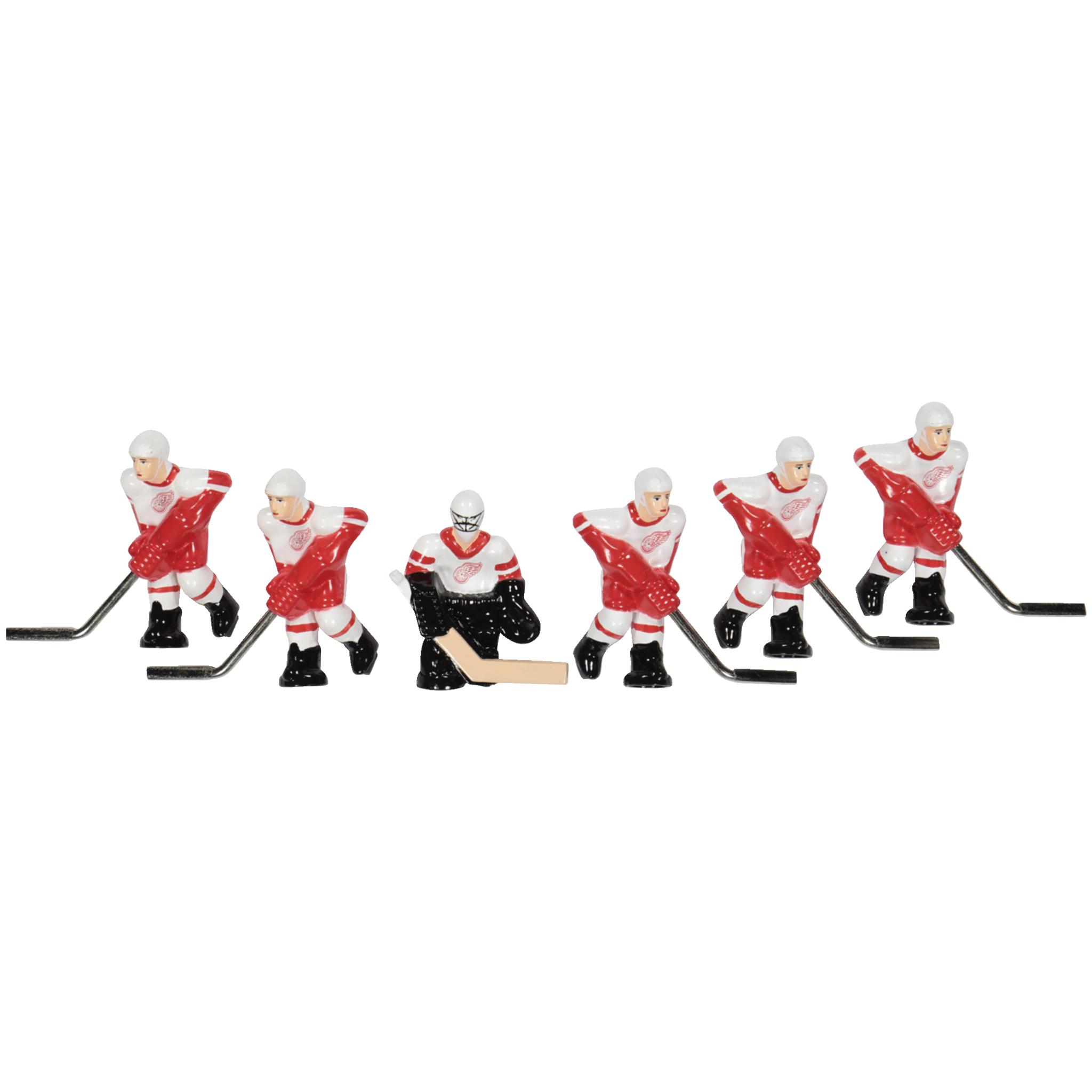 Stiga Detroit Red Wings, figurer til bordhockey
