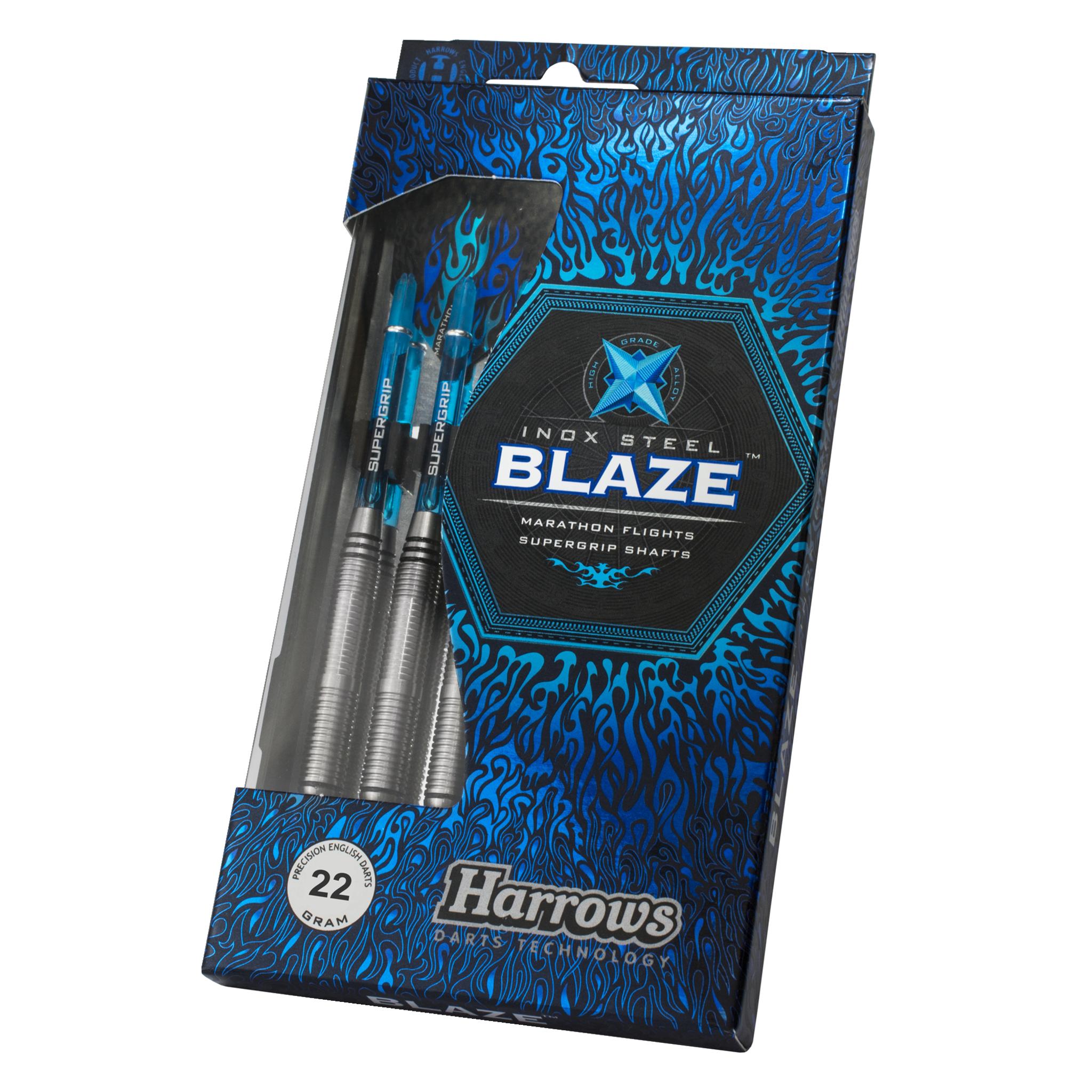 Harrows Blaze, dartpiler