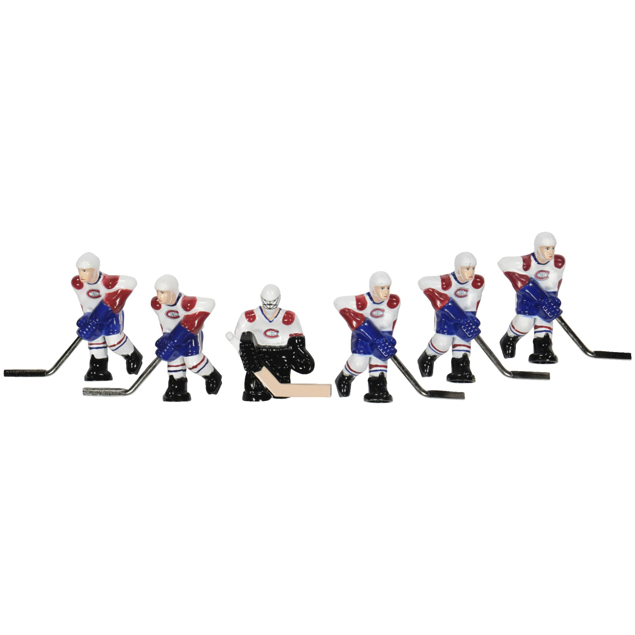 Stiga Montreal Canadiens, figurer til bordhockey