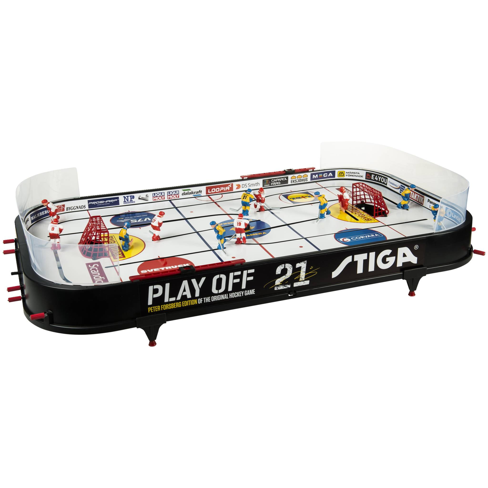 Stiga Play Off 21 Sverige-Canada, bordhockeyspill