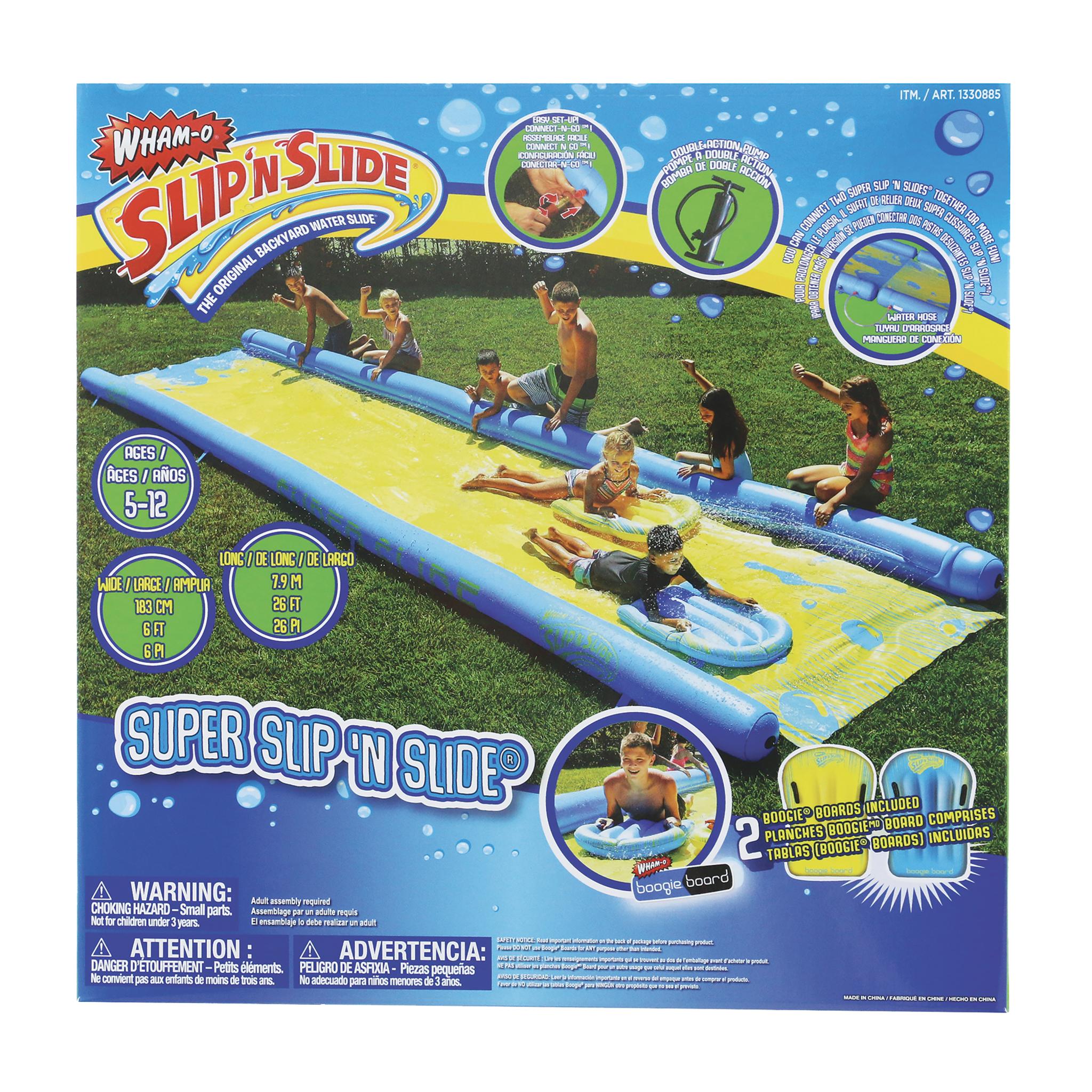 WHAM-O Slip N Slide Waterslide Super, vannbane
