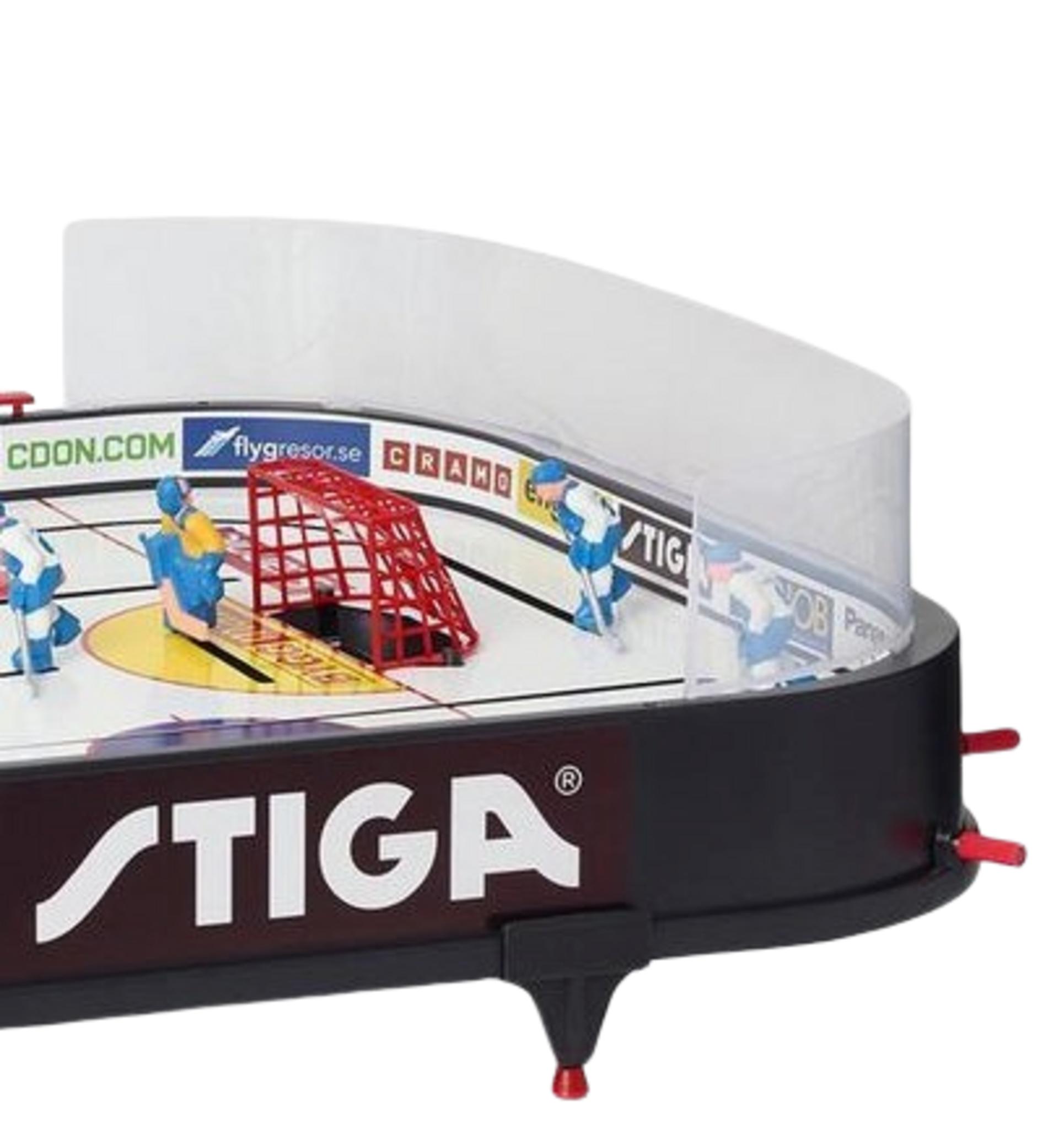 Stiga Pleksiglass bordhockeyspill