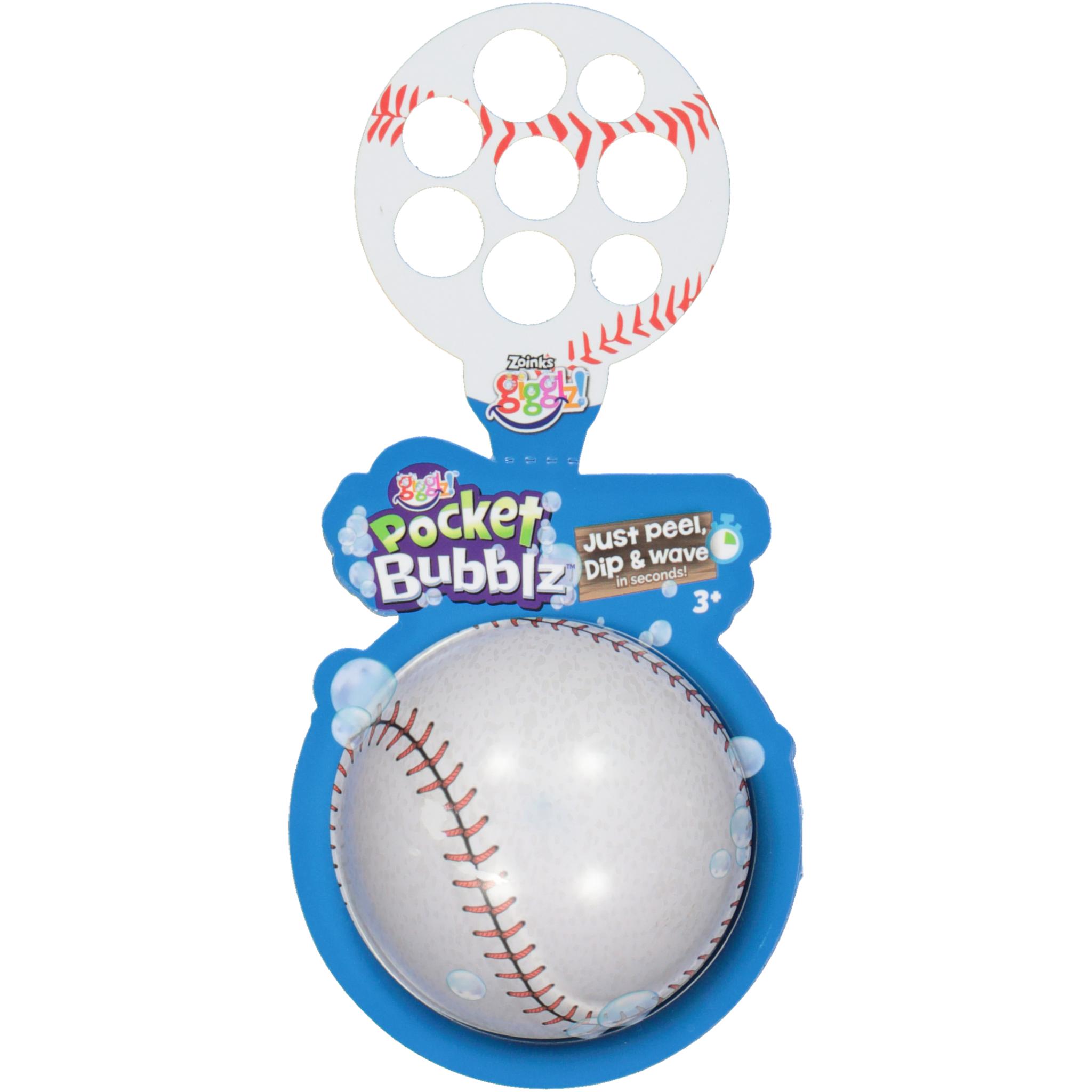 Icon Pocket Sports Bubbiz