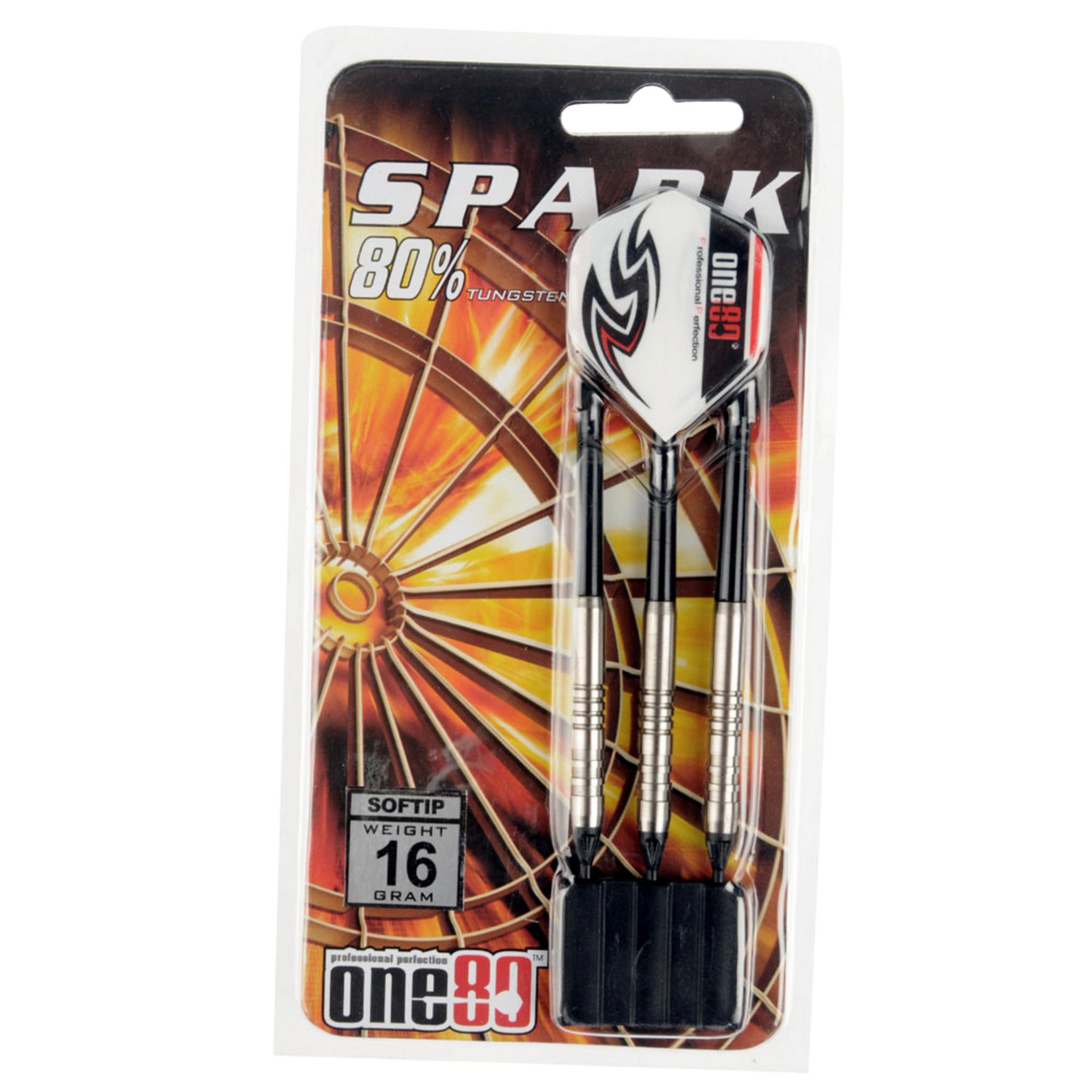 One80 Spark Softtip Dartpil