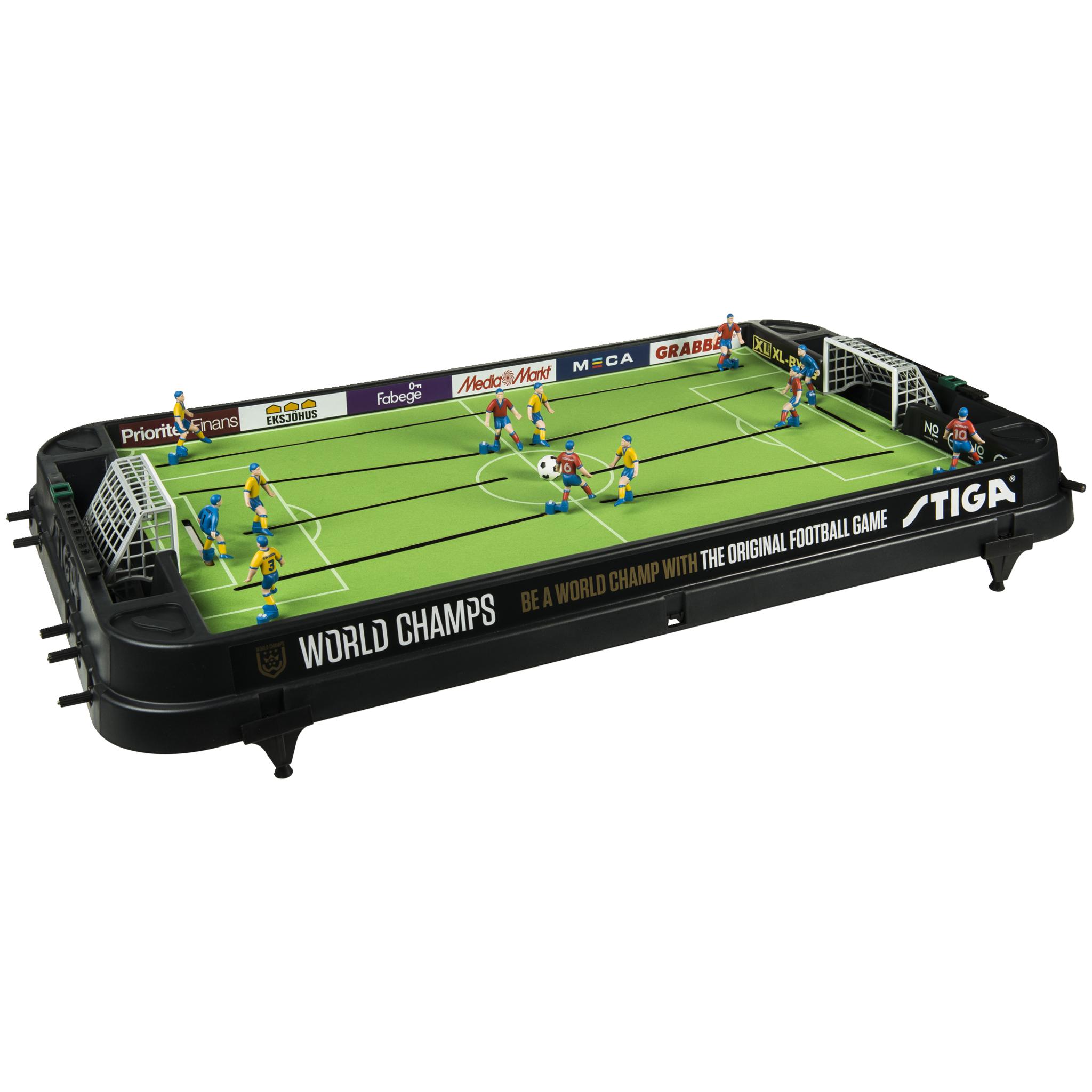 Stiga World Champs Sverige-Norge, bordfotballspill