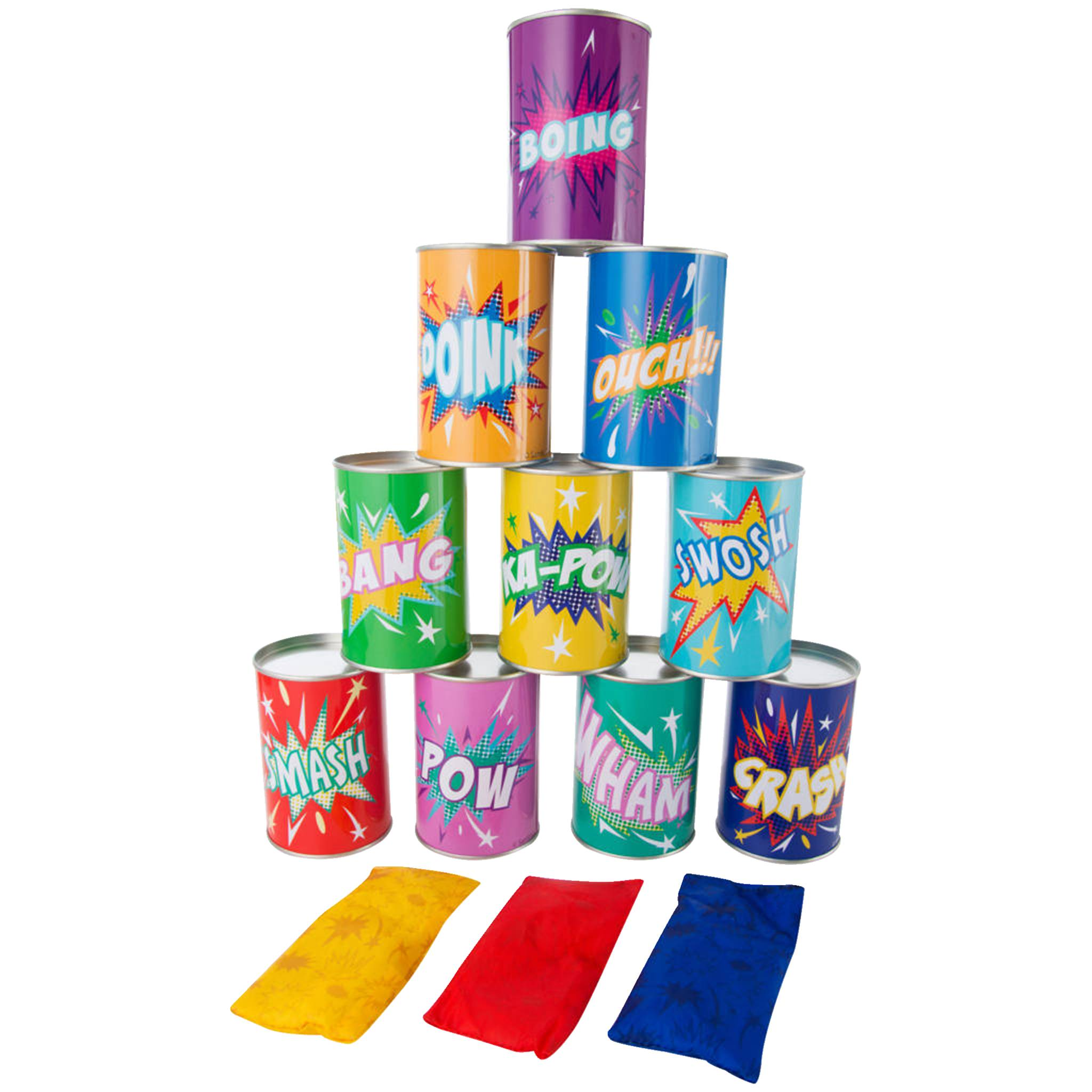 SAM Tin Can Alley Game