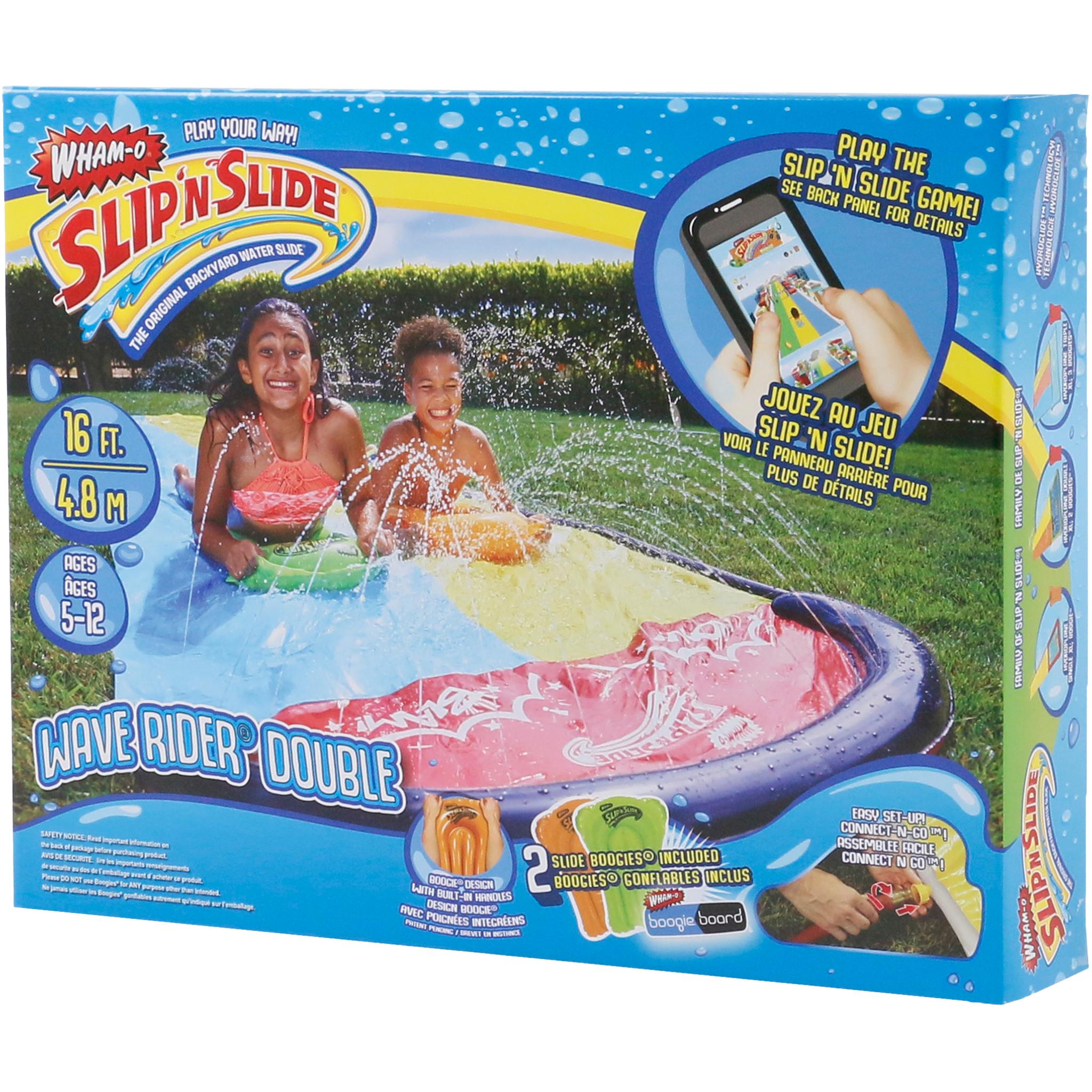 WHAM-O Slip N Slide Waterslide Double, vannbane