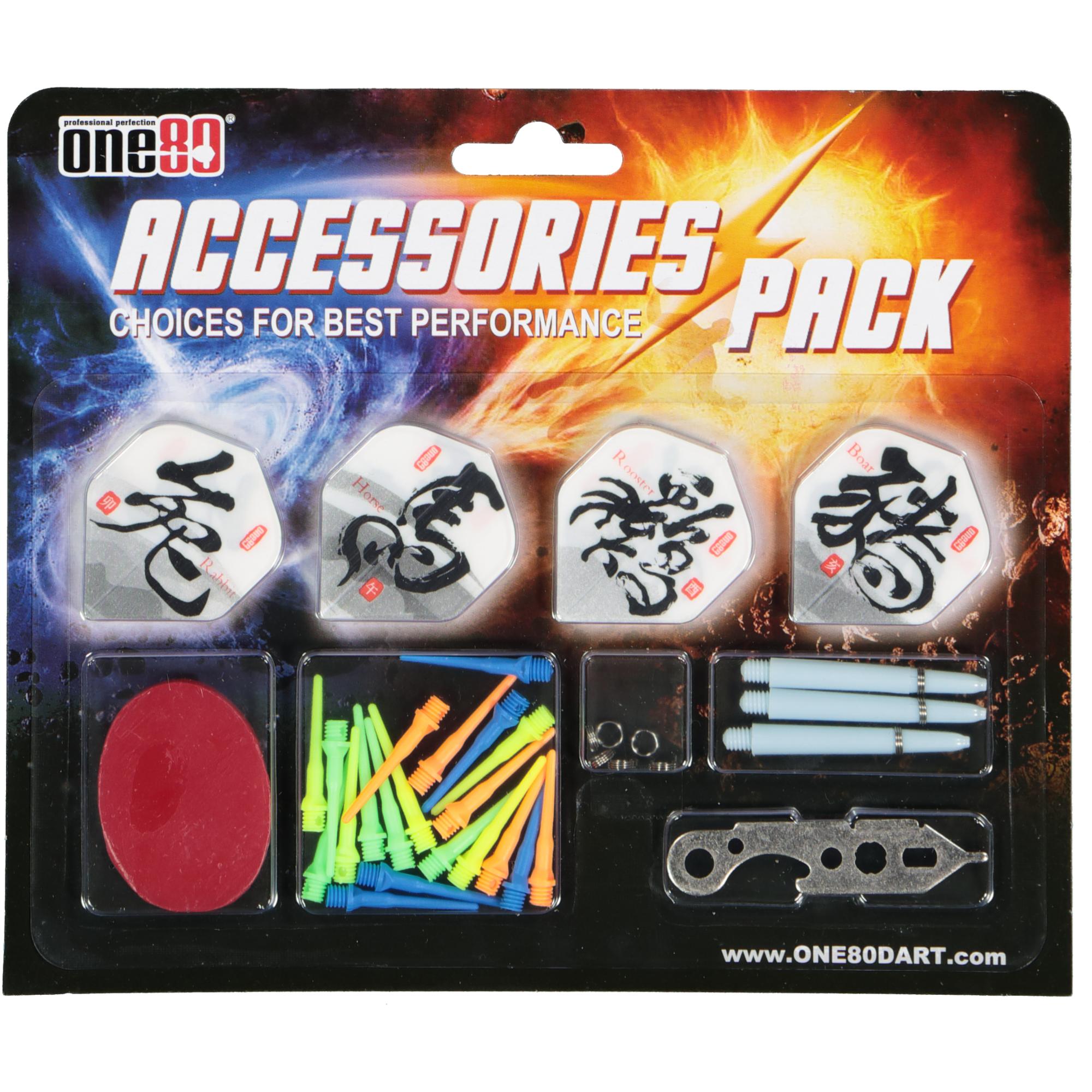 One80 Accessories Pack B, dart