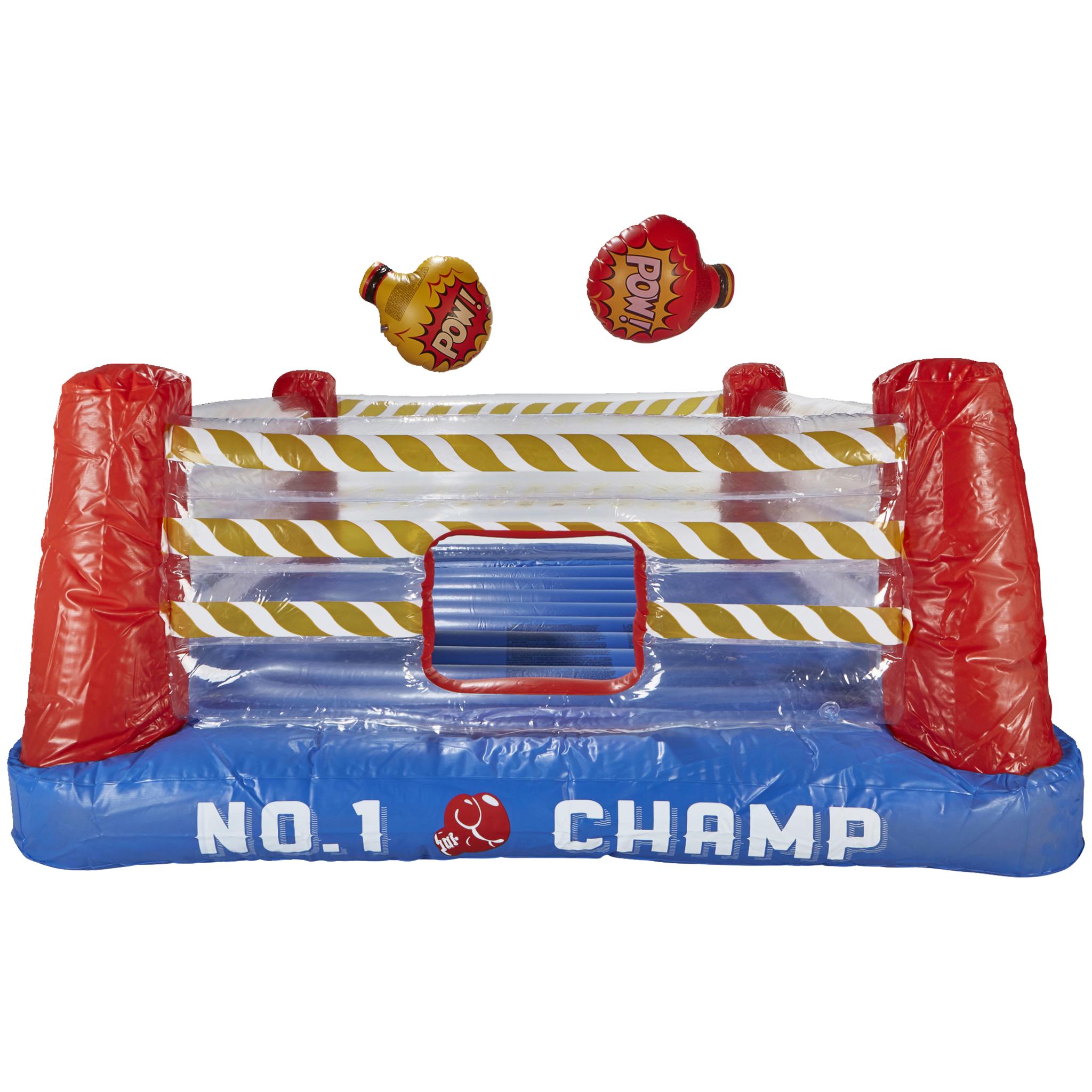 XXL Jump O Line, oppblåsbar boksering