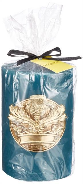 Outlander Sculpted Insignia Candle