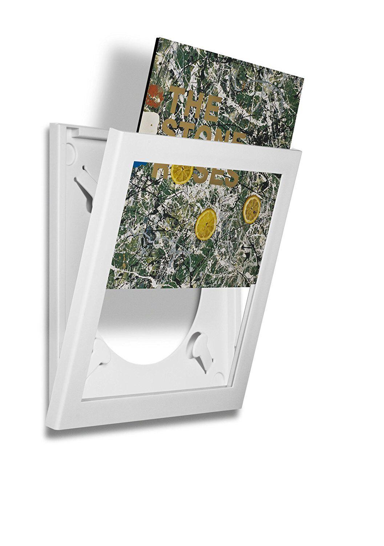 Vinylramme - Play & Display - Hvit 1Pk