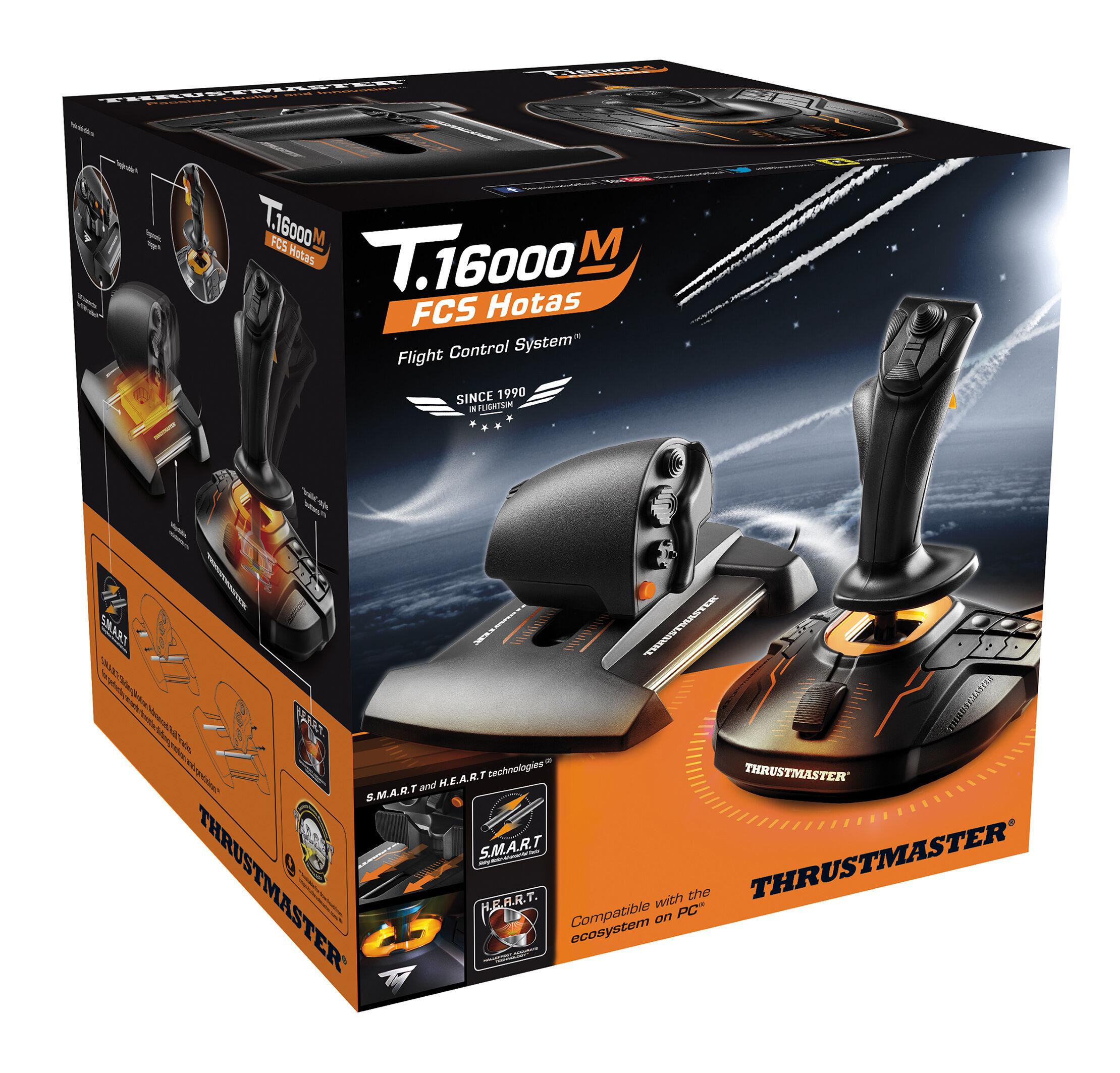 Thrustmaster T16000m Fcs Hotas