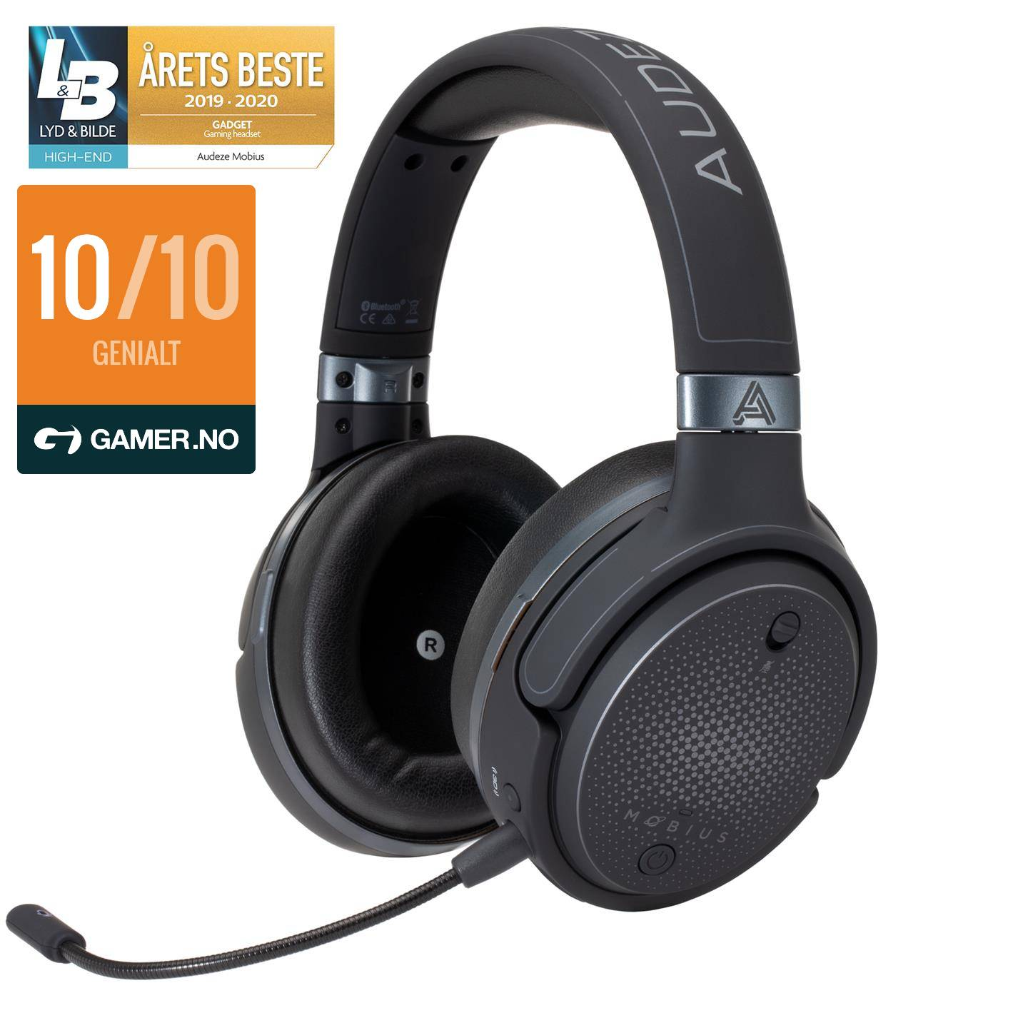 Rio Audeze Mobius Carbon - High End Gaming Headset