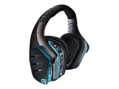 Logitech G933 Trådløst Gaming Headset