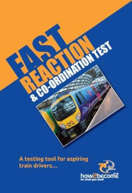 Train Driver Fast Reac & Coordinati Test