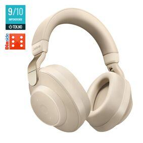 Jabra Elite 85h Wireless Noise Cancelling Headphones - Gold Beige