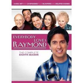Alle Elsker Raymond - Sesong 8 (UK-import)