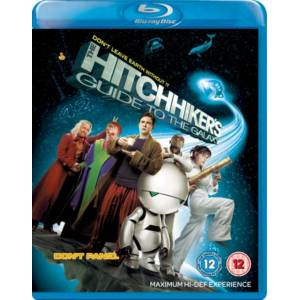 The Hitchhiker's Guide To The Galaxy (UK-import)